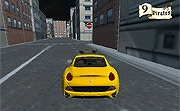 3D City Parking