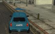 3D Parking City Rumble
