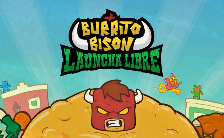 Burrito Bison: Launcha Libre - Play Burrito Bison: Launcha Libre on Crazy Games