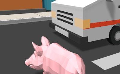 Crazy Pig Simulator Game - F5 Game   Free Online Games
