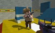 Crazy Pixel Combat Squad