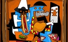 Famous Paintings Parodies 9