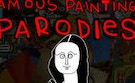 Famous Paintings Parody