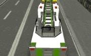 Fire Truck 3D Parking