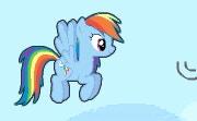 Flappy Little Pony