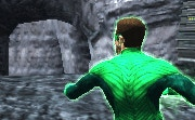 Green Lantern Movie Combat