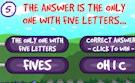 Insurmountable Quiz