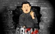 Kim Jong Un Brawl