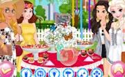 Moana's Garden Party