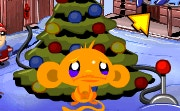 Monkey Go Happy Christmas Tree