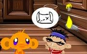 Monkey Go Happy: Ninja Hunt 2