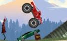 Monster Truck Flip Jumps