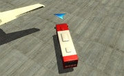 Park it 3D: Airport Bus