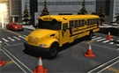 Park It 3D: School Bus