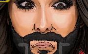 Shave Conchita Wurst