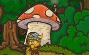 The Curse of the Mushroom King