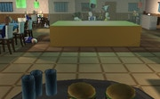 Woozy Waiter Simulator