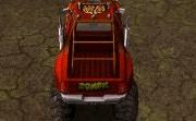Zombie Truck 3D Parking